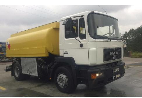 MAN Truck Tanker - MTT9CX