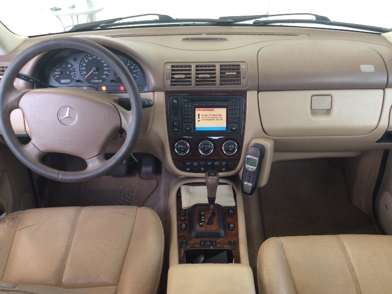 Mercedes ML350 - MML3R4