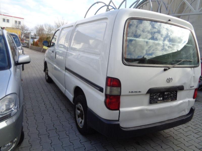 Toyota Hiace Van - THV22Y