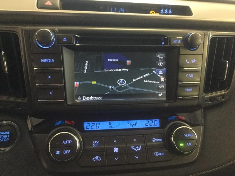 Toyota RAV4 - TRVL4