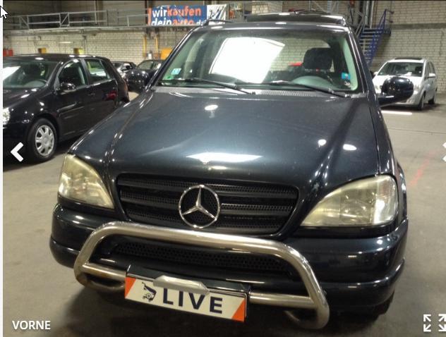 Mercedes E320 SUV - MBCXX3