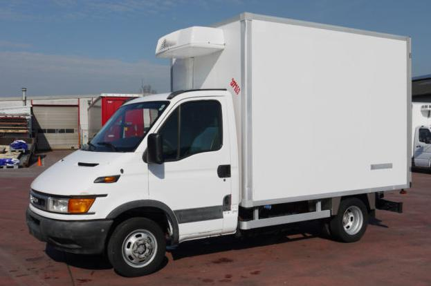 Refrigerated Truck - RTIV99