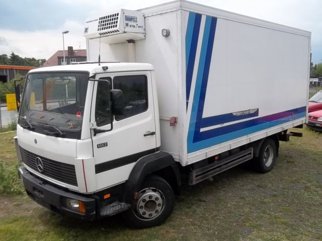 Mercedes Cold Truck - MCT96F
