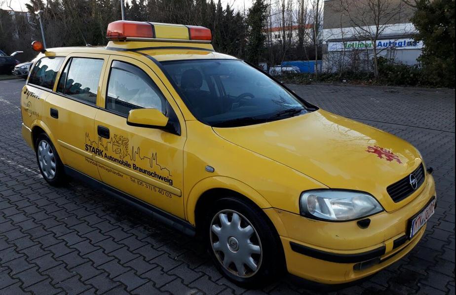 Opel Astra - OCA44X