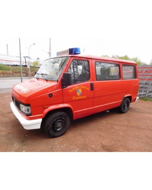 Fiat Fire Prevention Vehicle - FPV88K