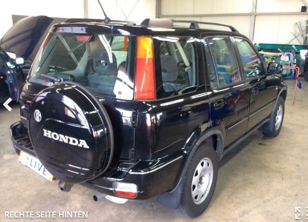 Honda CRV - HCRV3