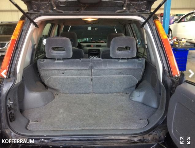 Honda CRV - HCR44