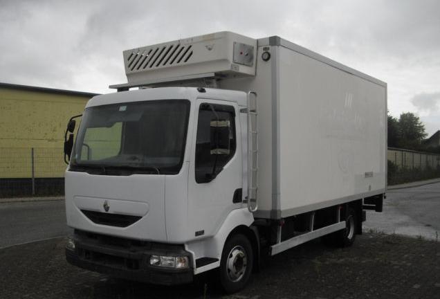 Renault Refrigerator Truck