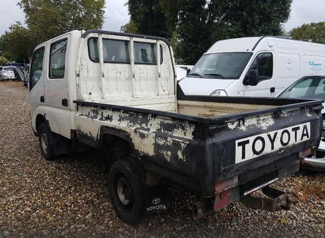 Toyota Dyna - TDY7C