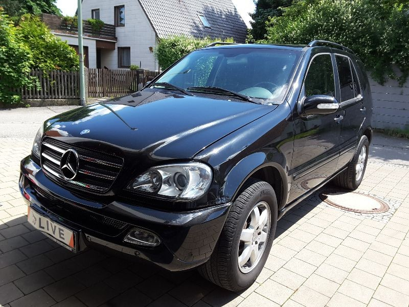 Mercedes ML 400 - ML4XQ