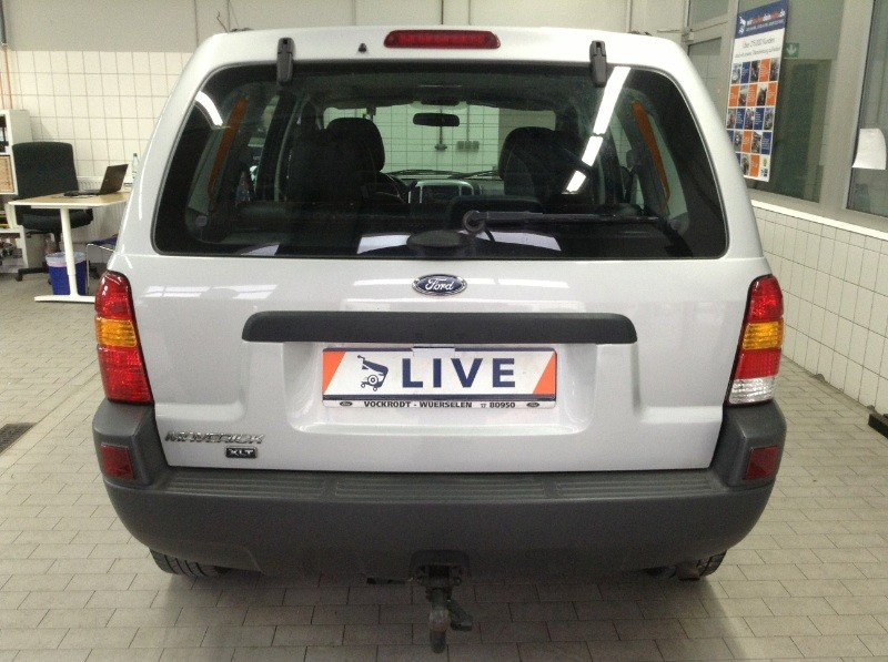 Ford Maverick - FMRRC