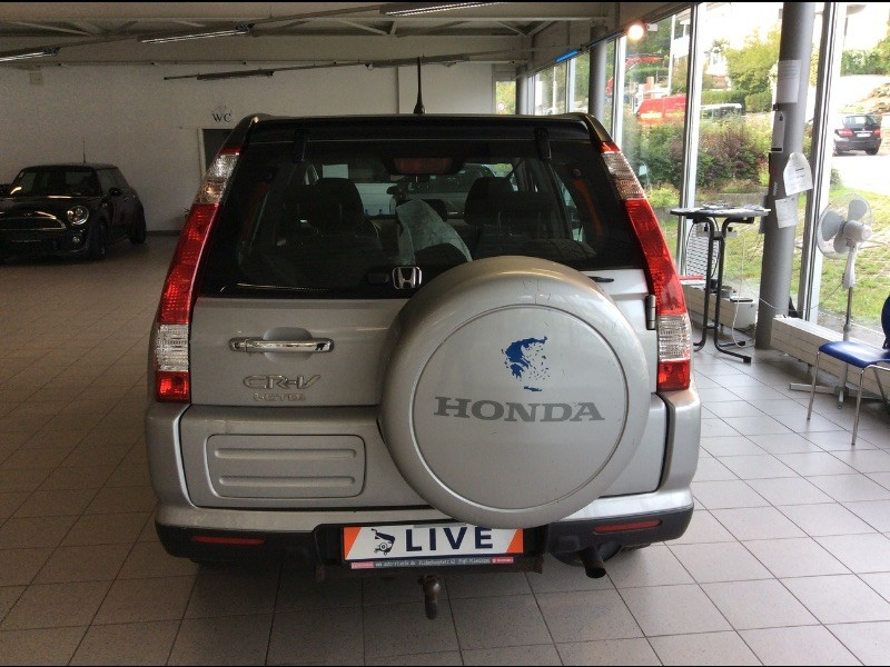 Honda CRV - HR9A2