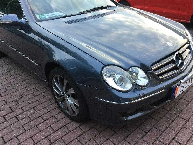 Mercedes CLK - MCLK4X
