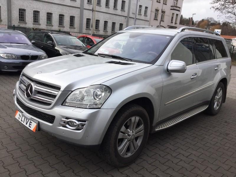 Mercedes GL 420 CDI - MGL4C