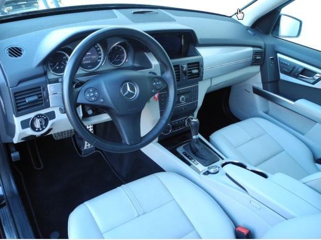 Mercedes GLK Class -MBG8U
