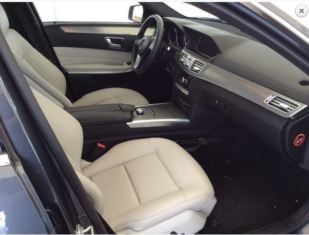Mercedes - E class - MBE2013