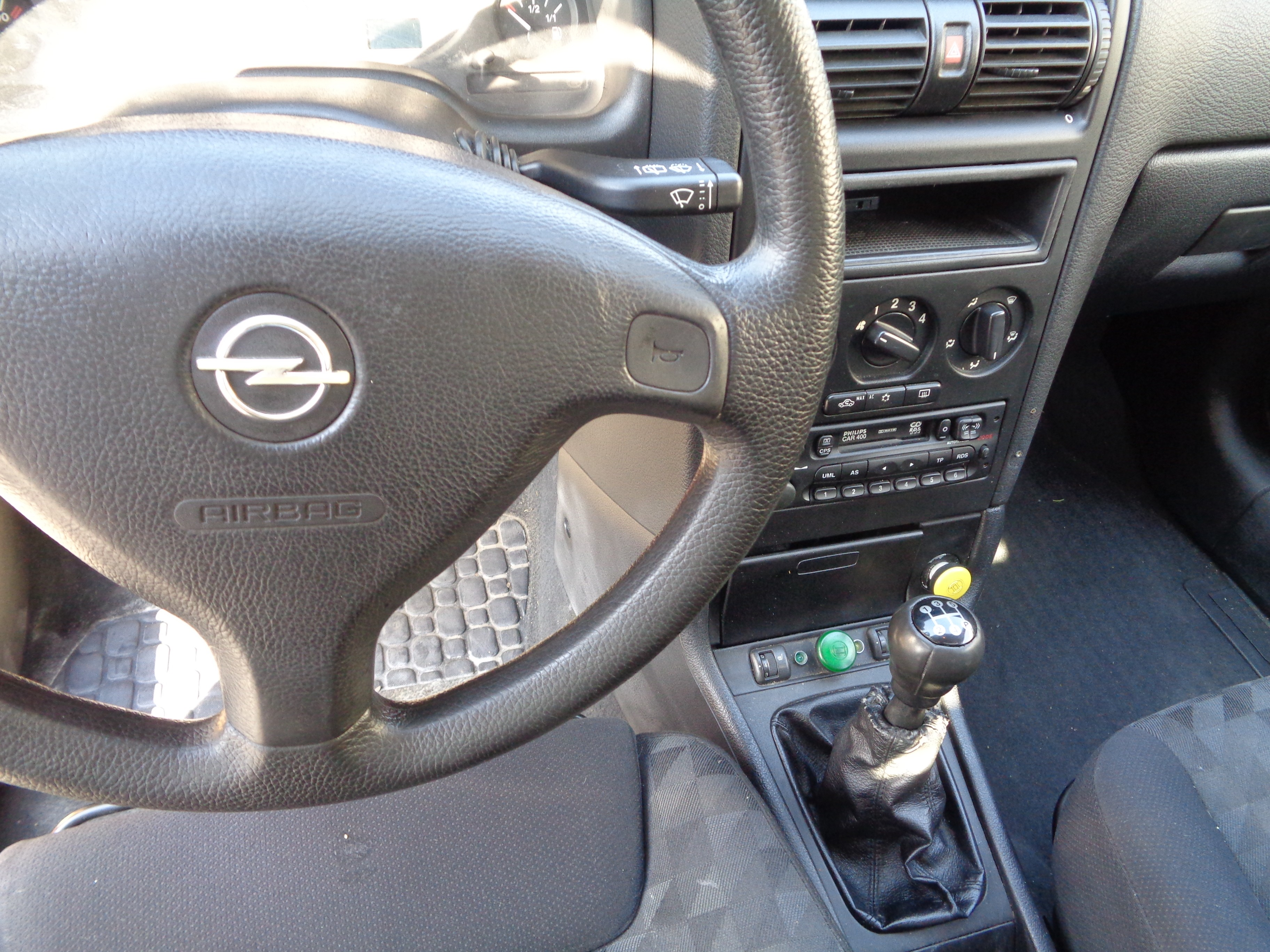 Mecahnic's Car - OPM7X4