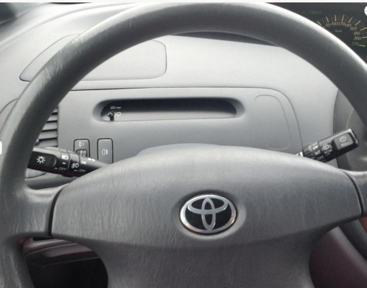 Toyota Previa VAN TPV8Z