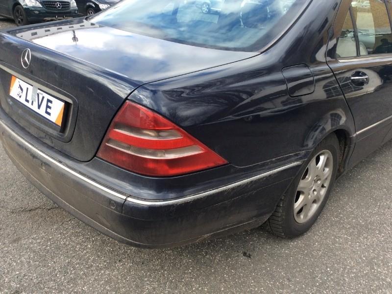 Mercedes S320 CDI - MBS3V