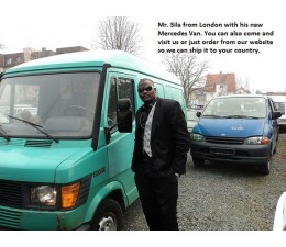 Car Dealer from West Africa