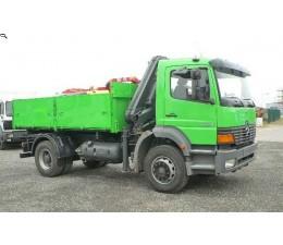 Mercedes Truck - MB55XC
