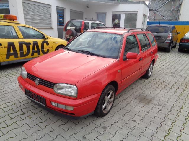 VW Golf Diesel - VWD8X
