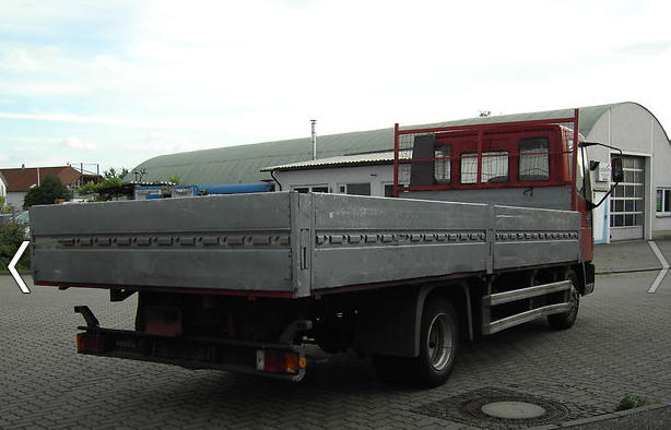 Iveco Euro Cargo Truck -IVEC44