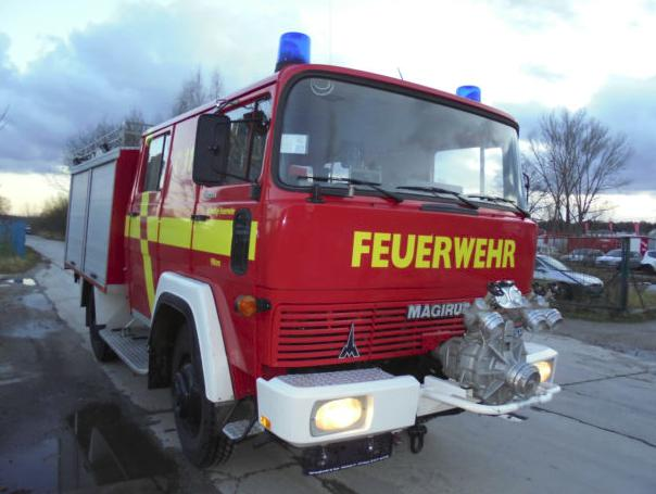 Iveco Fire Fighter - IVFF8X