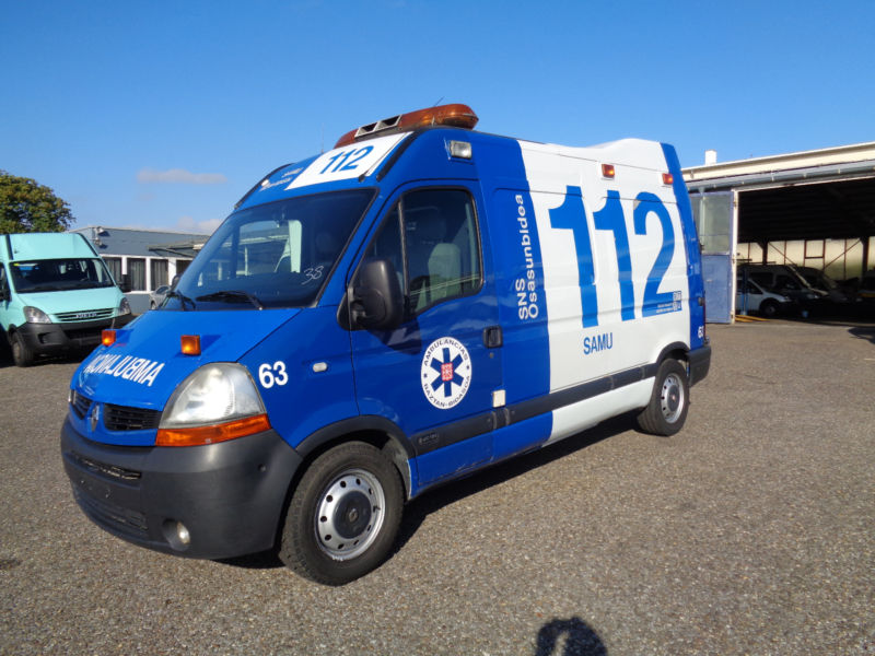 Ambulance - AMRM4R