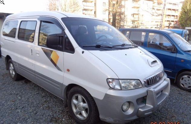 Hyundai Starex - HSX882