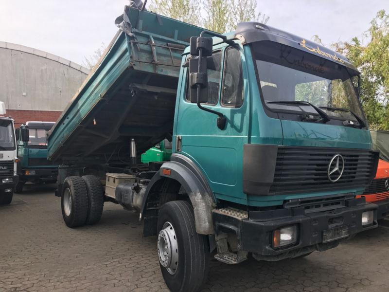 Mercedes Truck - MB1824G