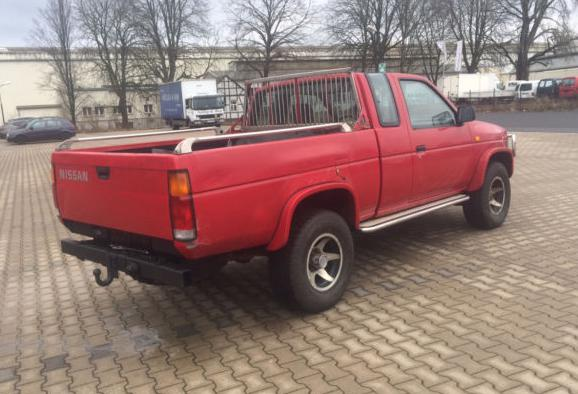 Nissan Pickup - NP88M