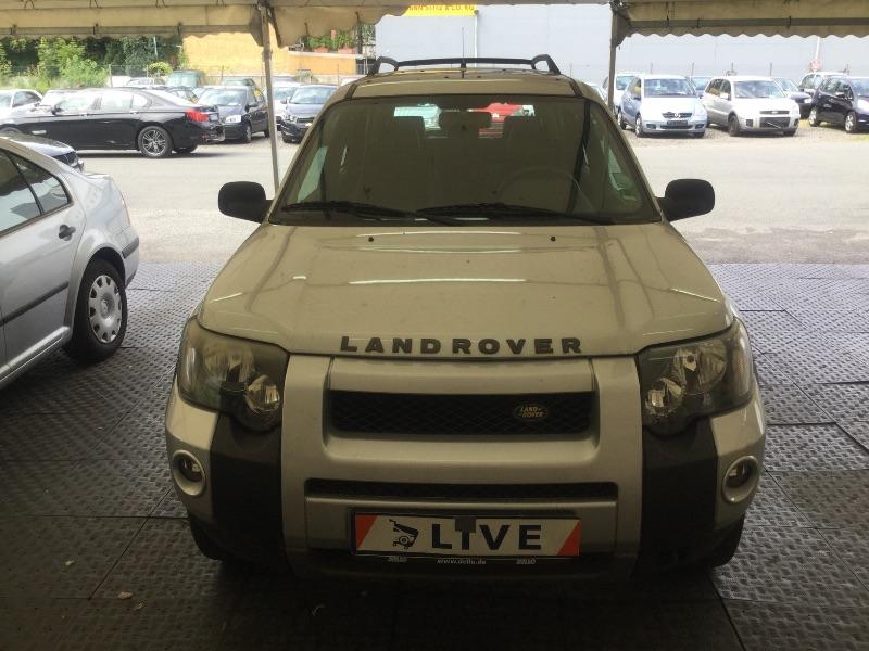 LandRover Freelander - LVFVU