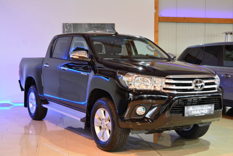 New Toyota Pickup for Export- TNX55E