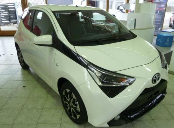 Toyota Yaris Automatic - TYR2020