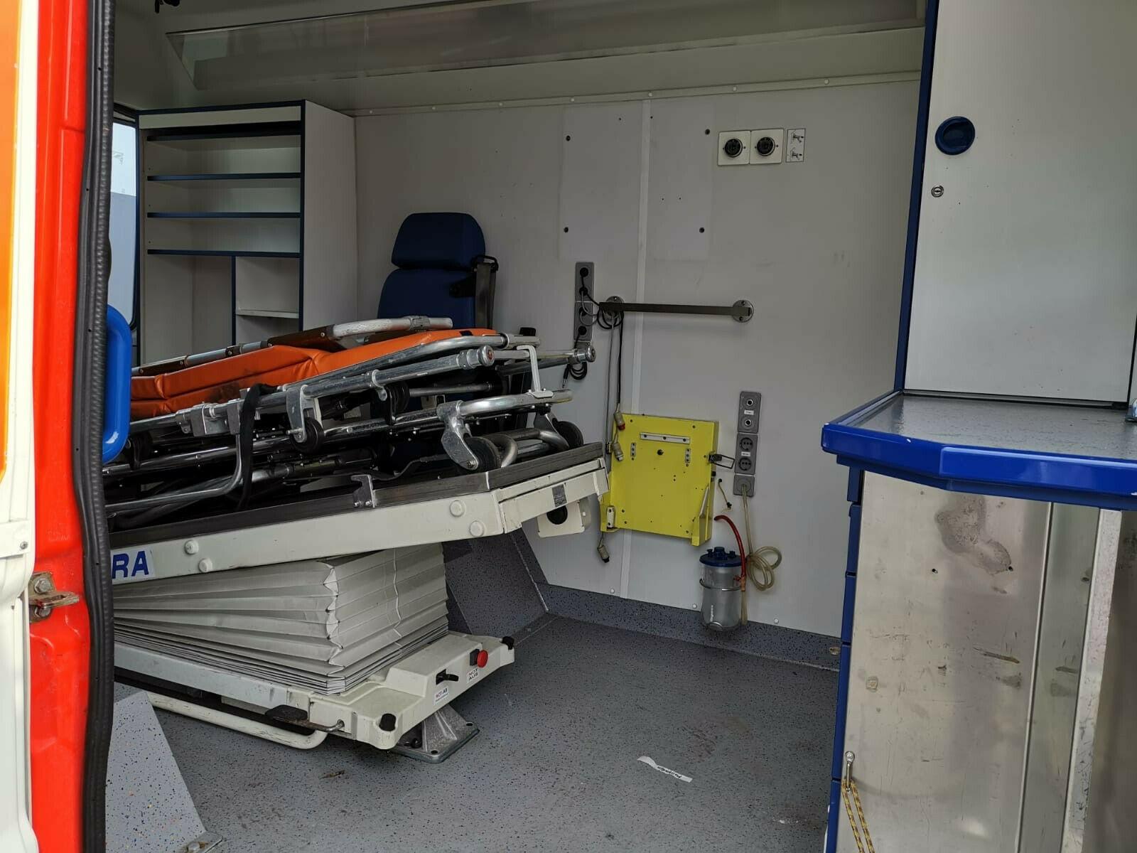 Ambulance for Sale - MAM66E
