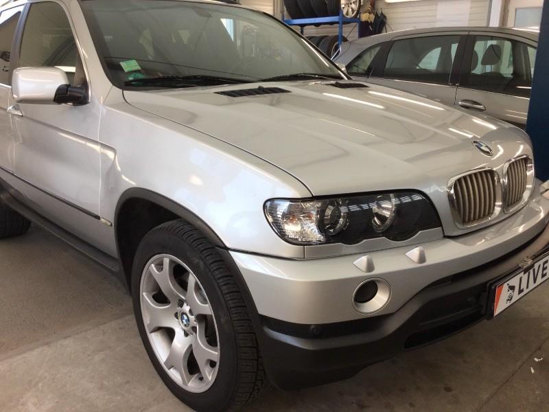 BMW X5 - MX5PPC