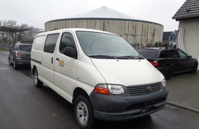 Toyota Van - TVF22K