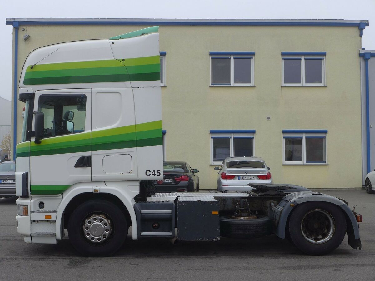 Scania Head Truck. Left Hand Trucks. SSC44Y