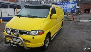Toyota Mini Buses- TMNH88