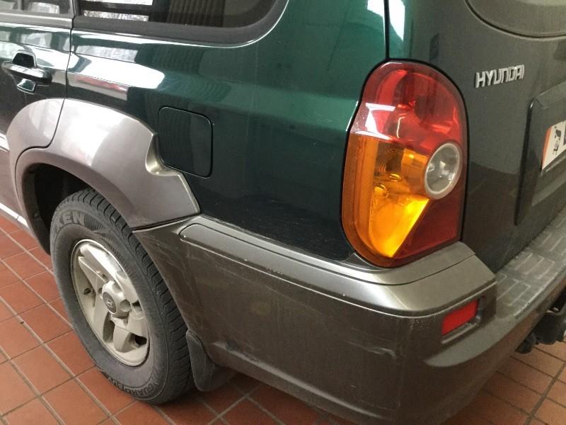Hyundai Terracan - HTR2YM