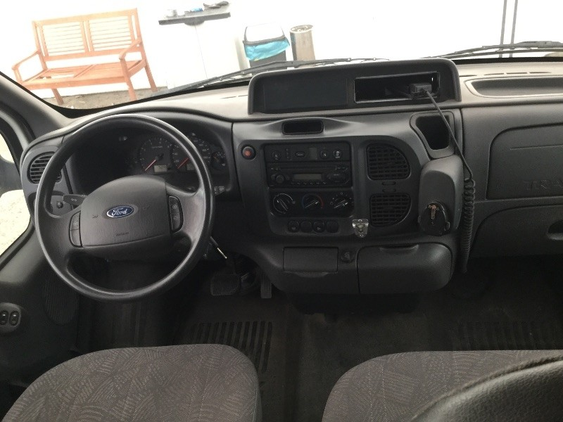 Ford Transit Van . FFVX4