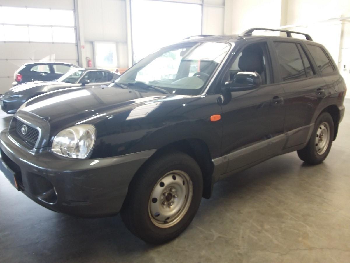 Hyundai SUV for sale - HSSF44