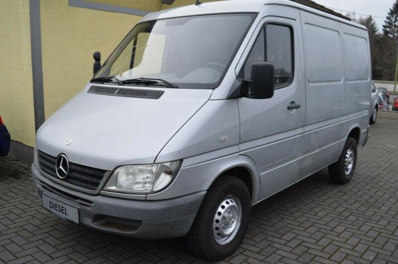 Mercedes Transporter - MSTPP8