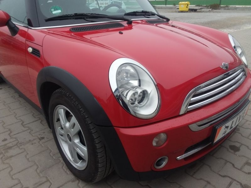 Mini Cooper Roadster- MNC4XF