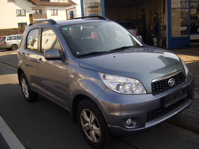 Daihatsu Terios - DHRP33