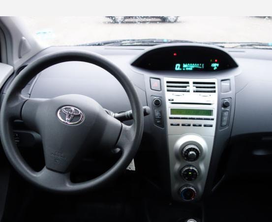 Toyota yaris - TYYM4