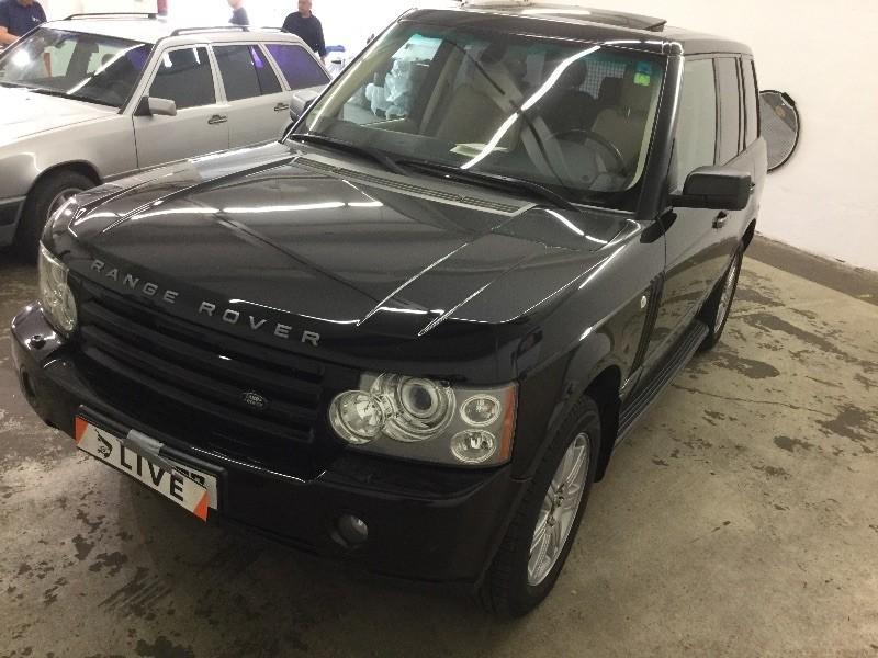 Range Rover - RRPM4