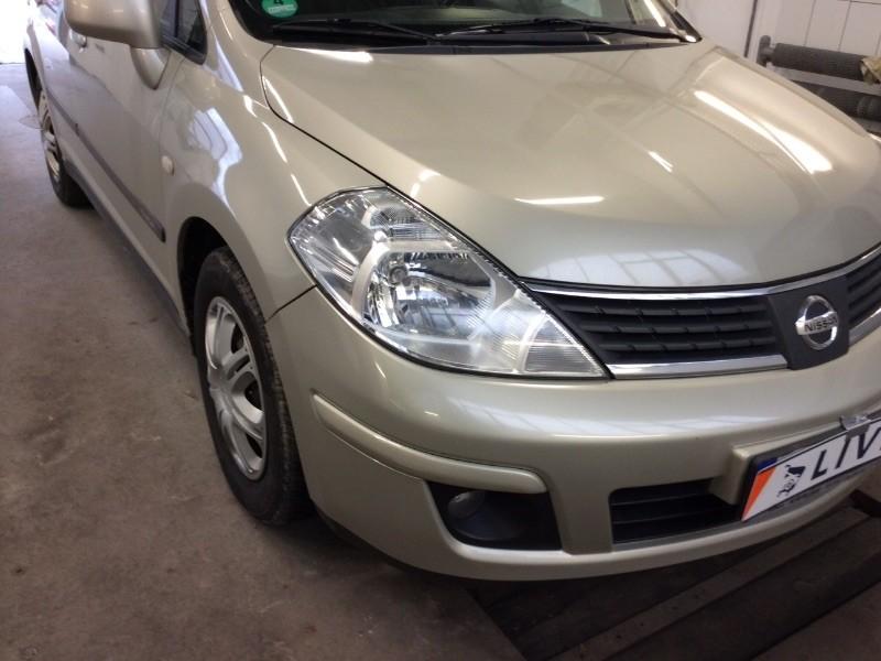 Nissan Tiida - NT98V