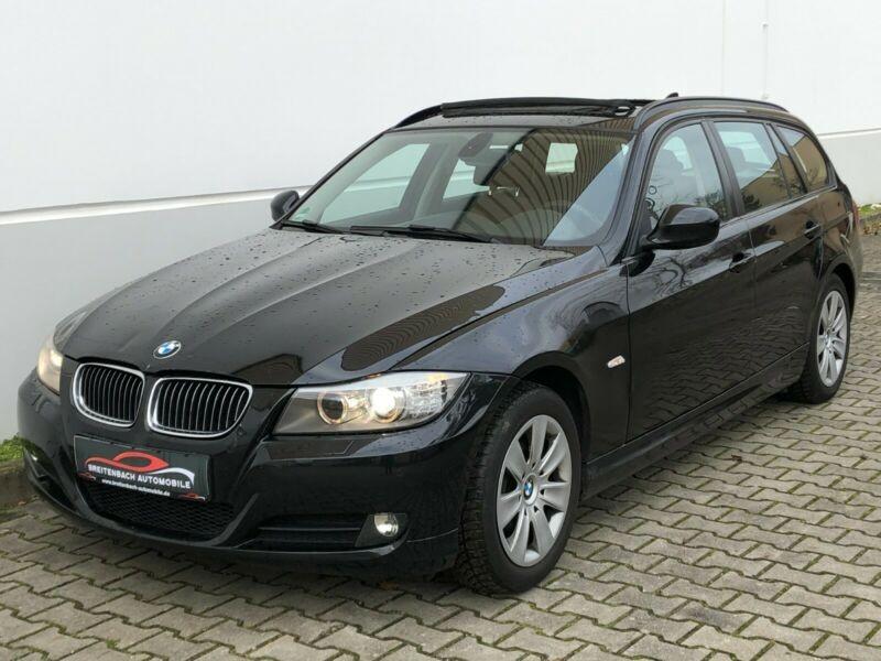 BMW 318d - BM833U